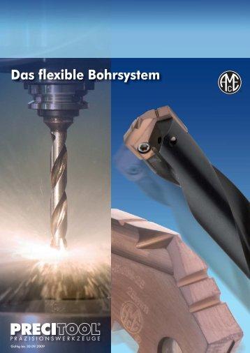 Das flexible Bohrsystem - PRECITOOL CZ
