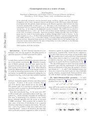 arXiv:gr-qc/0112052 v1 20 Dec 2001