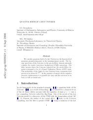 arXiv:gr-qc/0009025 v1 8 Sep 2000