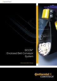 Enclosed Belt Conveyor System - f.metal-supply.dk