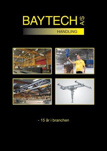 - 15 år i branchen HANDLING - Baytech A/S