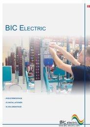 BIC ELECTRIC - f.metal-supply.dk