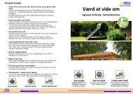 Aguasol unibody - f.metal-supply.dk