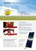 Ventilation, affugtning og opvarmning med ... - SolarVenti A/S - Page 2