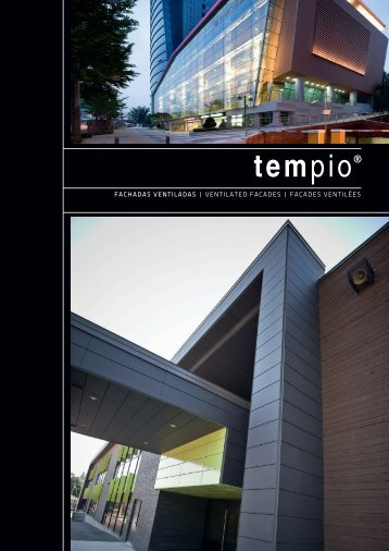 fachadas ventiladas | ventilated facades | façades ... - C2 Elements