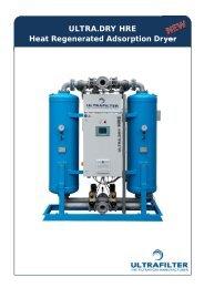 ULTRA.DRY HRE Heat Regenerated Adsorption ... - f.metal-supply.dk