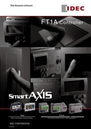FT1A Controller - f.metal-supply.dk