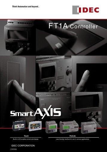 FT1A Controller - f.metal-supply.dk