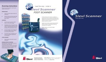 FOOT SCANNER - f.metal-supply.dk