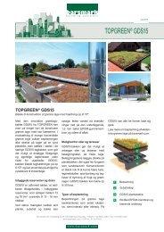 TOPGREEN® GDS15 - f.metal-supply.dk