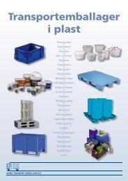 Transportemballager i plast - f.metal-supply.dk