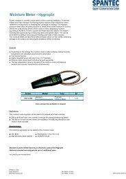 Moisture Meter - Hygropin