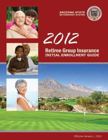 ASRS Retiree Medical Plans