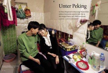 Unter Peking - Xifan Yang