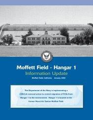 Moffett Field - Hangar 1 - Documents for Moffett Field