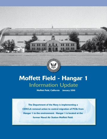 Moffett Field - Hangar 1 - Documents for Moffett Field
