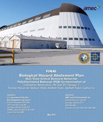 FINAL BIOLOGICAL HAZARD ABATEMENT PLAN FOR NON-TIME ...