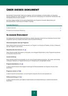Kaspersky Security Center 10 - Page 5