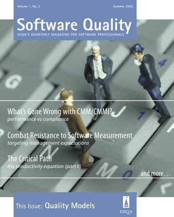 Software Quality - Osqa.org