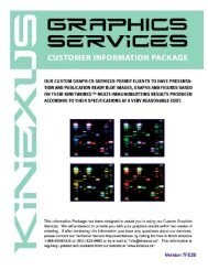 Untitled - Kinexus Bioinformatics Corporation