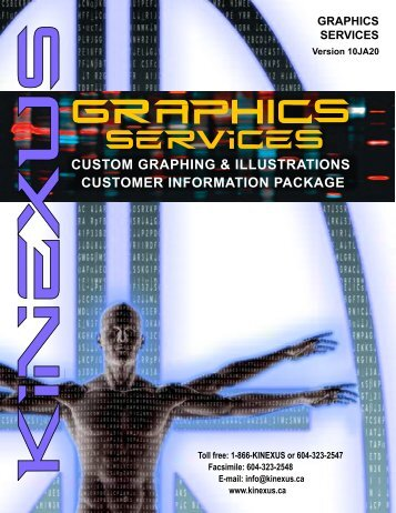download the Graphics Customer Info Package - Kinexus ...