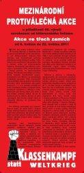 Leták ke stažení - Komunistický svaz mládeže