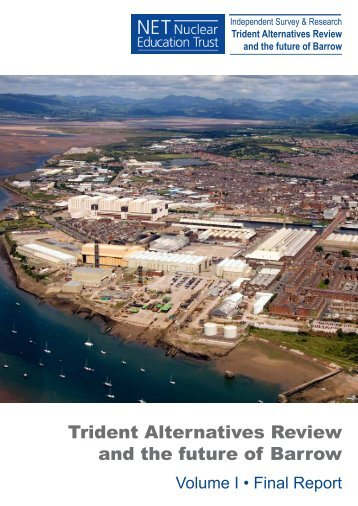 Trident Alternatives Review and the future of Barrow - The Lancaster ...