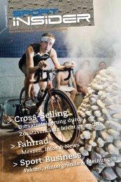 sport INSIDER 3/2012 pdf - Freizeitalpin
