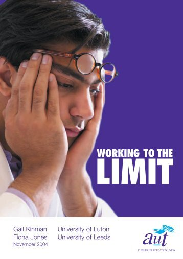 Working to the limit