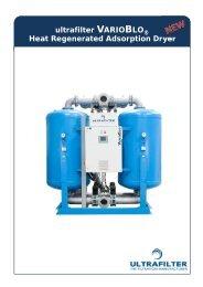 ultrafilter VARIOBLO Heat Regenerated ... - f.metal-supply.dk