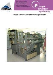 6/C/PL - Układ smarowania i chłodzenia przekładni - Rockfin