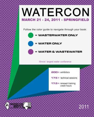 Program & Abstracts - Illinois Water Environment Association