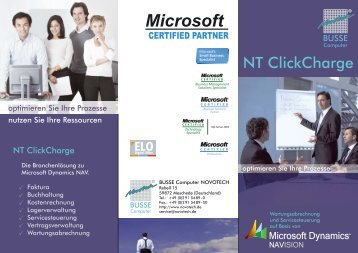 NT Click Charge Flyer 01.cdr - BUSSE Computer NOVOTECH