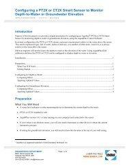 Download - Instrumentation Northwest, Inc.