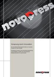 3 in 1 Kombigerät SLB 125 - Novopress GmbH Pressen und ...