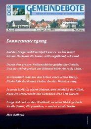 Ausgabe :Gomaringen 21.01.12.pdf - Gomaringer Verlag
