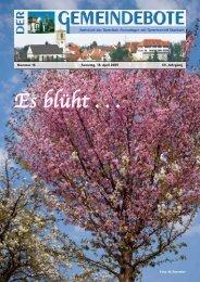Gomaringen 18.04.09.pdf - Gomaringer Verlag