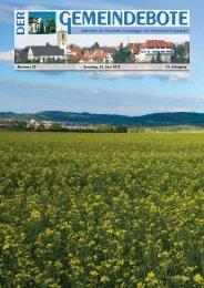 Ausgabe :Gomaringen 22.06.13.pdf - Gomaringer Verlag