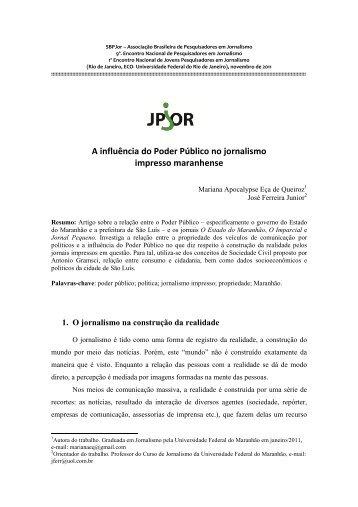 JP Mariana Apocalypse Eça de Queiroz 2 - SBPJor