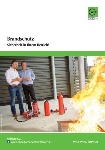 Brandschutz-Ausbildungen - Sicherheit in Ihrem Betrieb