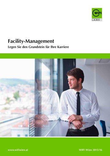 Facility-Management-Ausbildungen im WIFI Wien