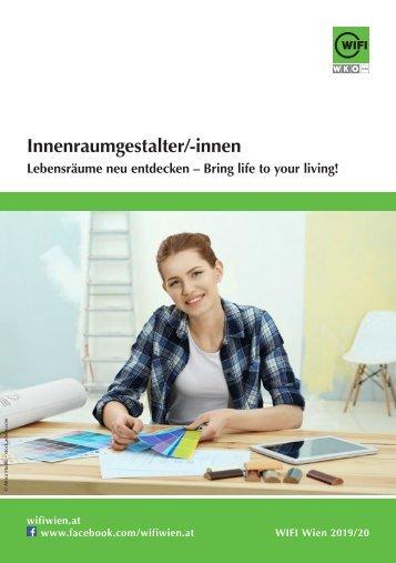 Innenraumgestalter/-innen-Ausbildungen - Einführung in die Welt des Interior Designs