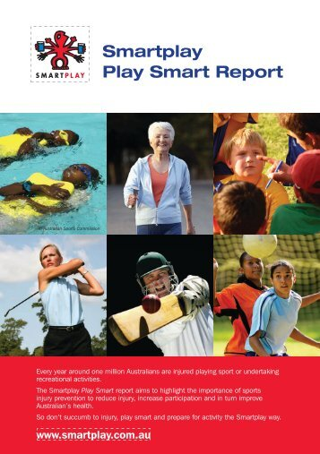 Click here to view the Smartplay Play Smart Report - online version