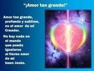 Amor tan grande.pdf - Editorial La Paz