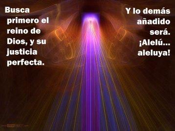 Busca primero el reino de Dios.pdf - Editorial La Paz