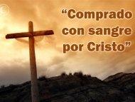 Comprado con sangre por Cristo.pdf - Editorial La Paz