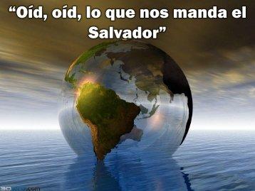 Oid oid lo que nos manda el Salvador.pdf - Editorial La Paz