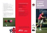 Lawn Bowls - Smartplay