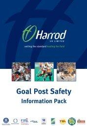 Goal Post Anchors - Harrod UK