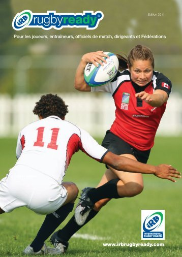 Introduction to Rugby Ready - IRB Rugby Ready